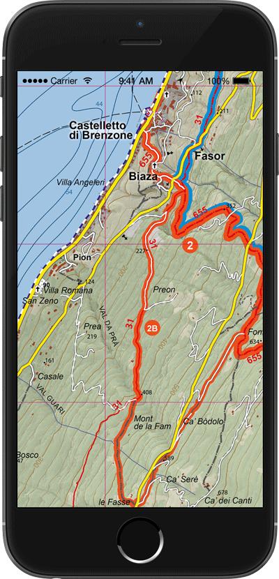 iphone-mappa